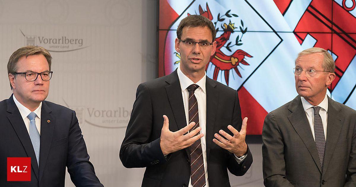 Neuwahlen: Westachse der ÖVP hat Vorbehalte gegen Neuauflage von Türkis-Blau