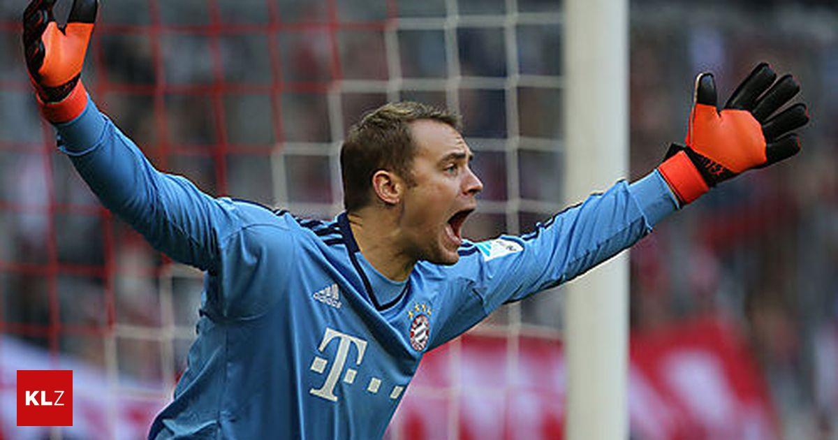 Fussball statistik bayern w re auch ohne tormann erster for Fussball statistik
