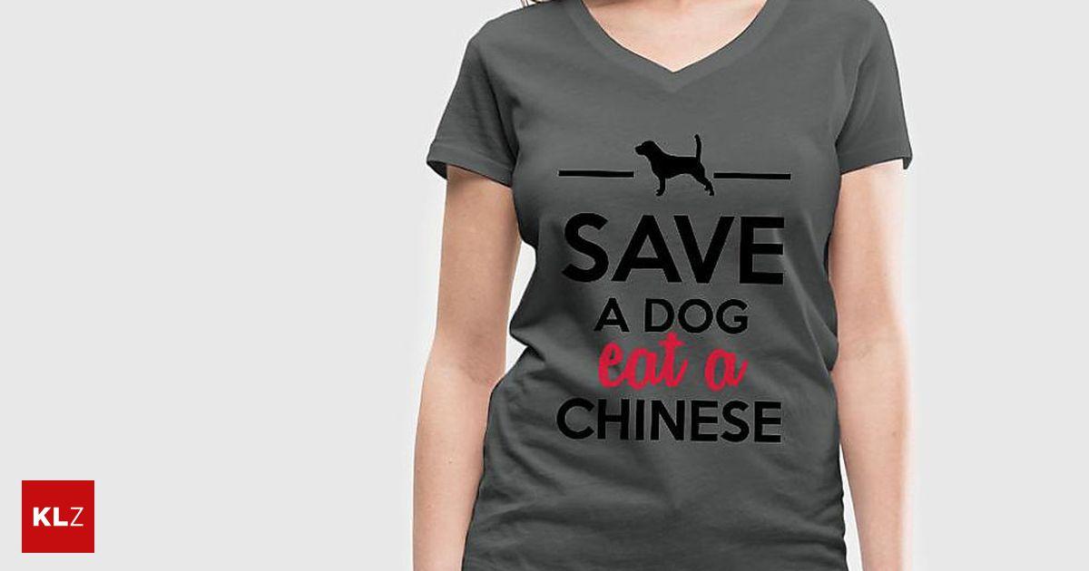 deutschland chinesen essen aufregung um t shirts von onlineshop. Black Bedroom Furniture Sets. Home Design Ideas