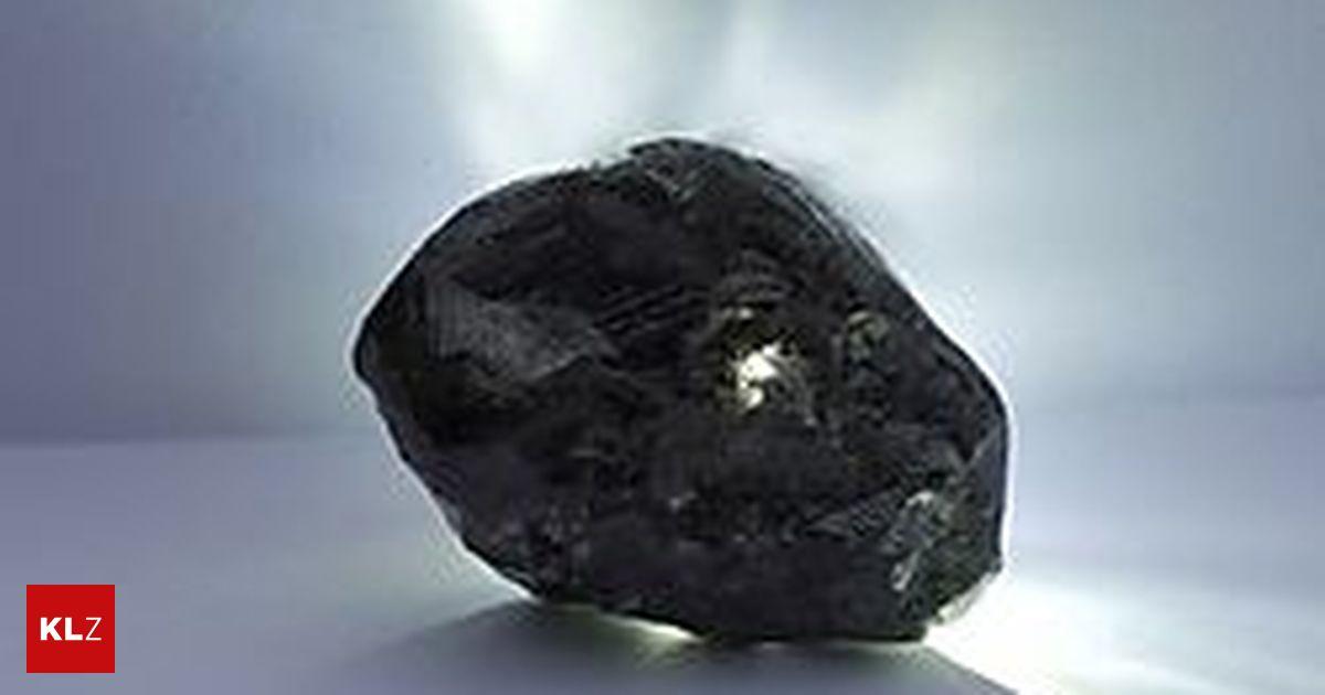 1758 karat zweitgr ter diamant der welt gefunden. Black Bedroom Furniture Sets. Home Design Ideas