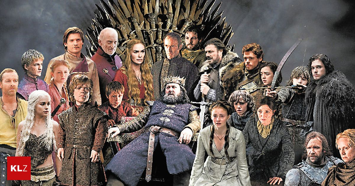 Familien Game Of Thrones