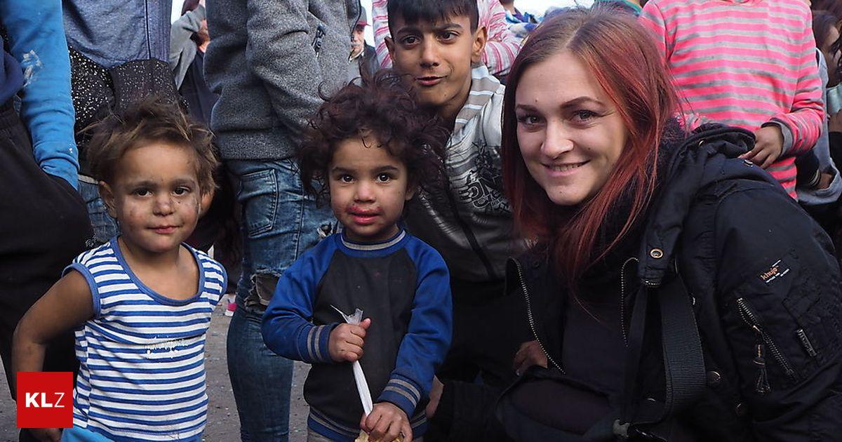 Spittal: Ihre Kartons machten armen Kindern Freude « kleinezeitung.at