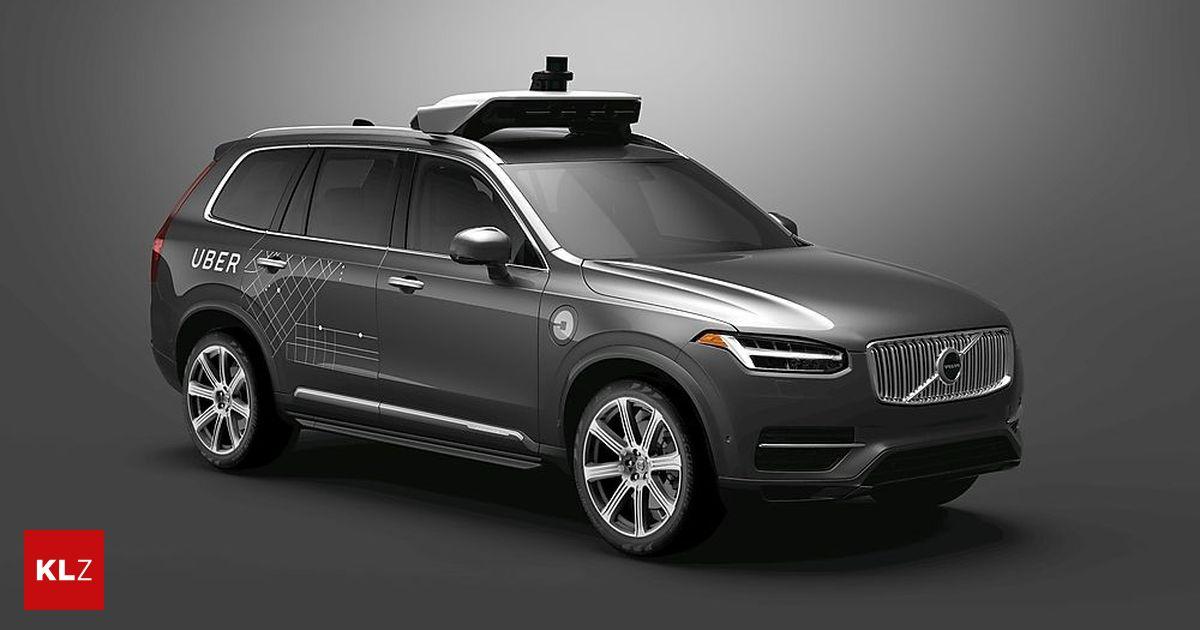Mega-Deal: Uber kauft bis zu 24.000 Volvos für fahrerlose Flotte