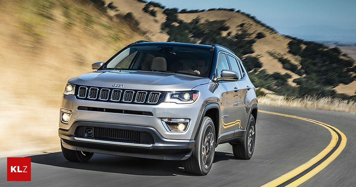 genfer autosalon der neue jeep compass reitet ein. Black Bedroom Furniture Sets. Home Design Ideas
