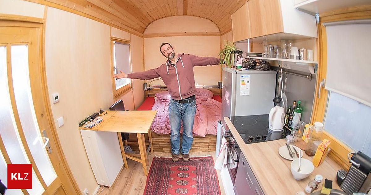 homestory wohnen im zirkuswagen vom gl ck des einfachen. Black Bedroom Furniture Sets. Home Design Ideas