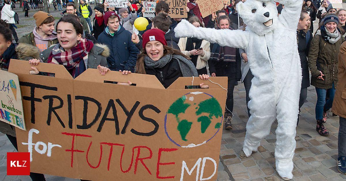Demo Freitag Wien Detail: Wegen Klima-Demo: In Wien Drohen Am Freitag