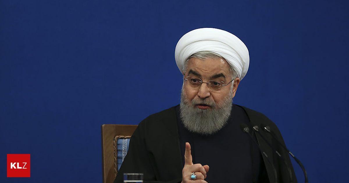 """Nach Protesten im Iran: Rouhani ruft zu """"Jahr der Einheit"""" auf"""