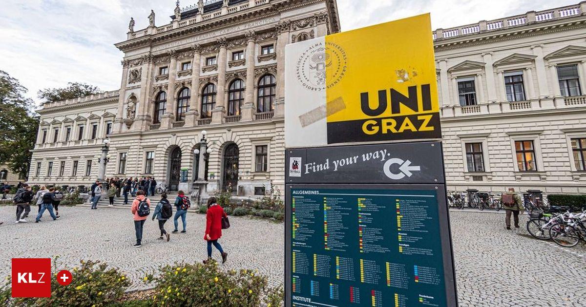 Steirische Unis: Hochschulen bieten Hunderte Vorlesungen im Internet